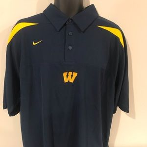 Nike Team Dri-Fit Polo XL NWT